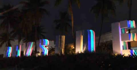 Arts, Sporting Arenas & Trains in Downtown MIAMI