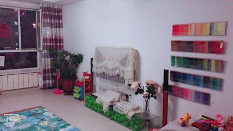 旅行者之家(东胜)您在鄂尔多斯温馨的家