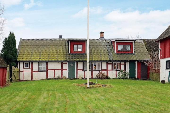 8 person holiday home in HÖÖR