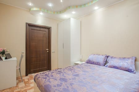 Super room for 2. Near Arbat and Garden Ring