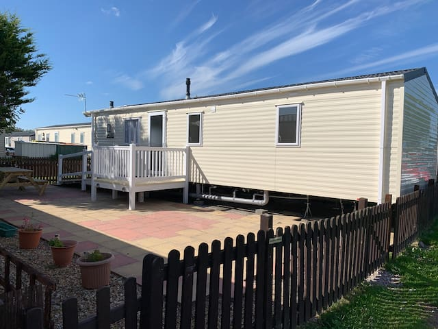 Hoilday Resort Unity Brean 6 Berth Superior
