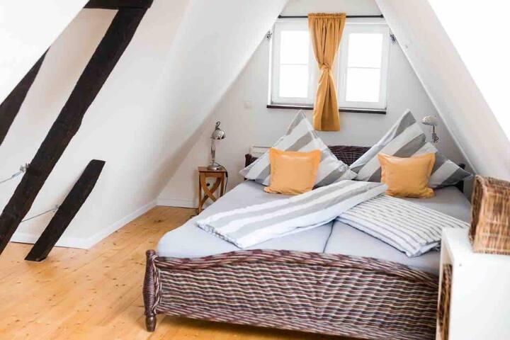 Romantisches Schlafzimmer / romantic bedroom