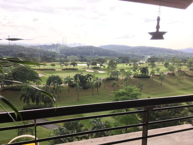 Great location @ Puteri Palma Condominium - Putrajaya - Condominium