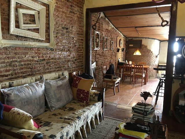 ESPACIO NATURAL EN EL CORAZON DE LA CIUDAD