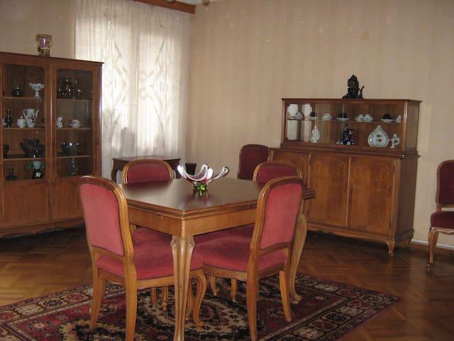 RUSTAVELI - Borjomi - Apartamento