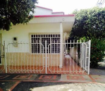 Habitacion agradable 2 personas - Ház