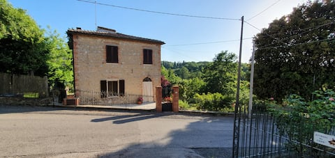 A casa di Gabri,  accoglienza e semplicità