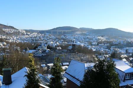 Haus mit toller Aussicht in Mudersbach (NRW) - Mudersbach - House