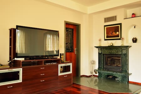 Bright luxury suite in the city center - Ohrid