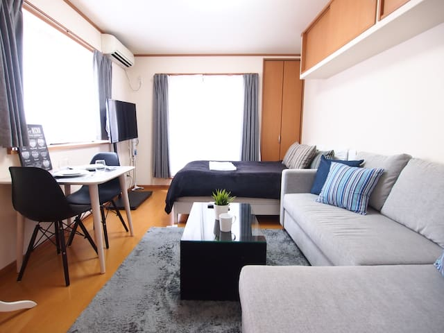 5mins walk from Kobe Sannomiya★1R#21 near Downtown