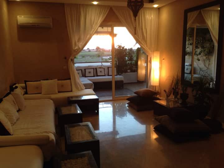 Appartement balnéaire perle de tamaris