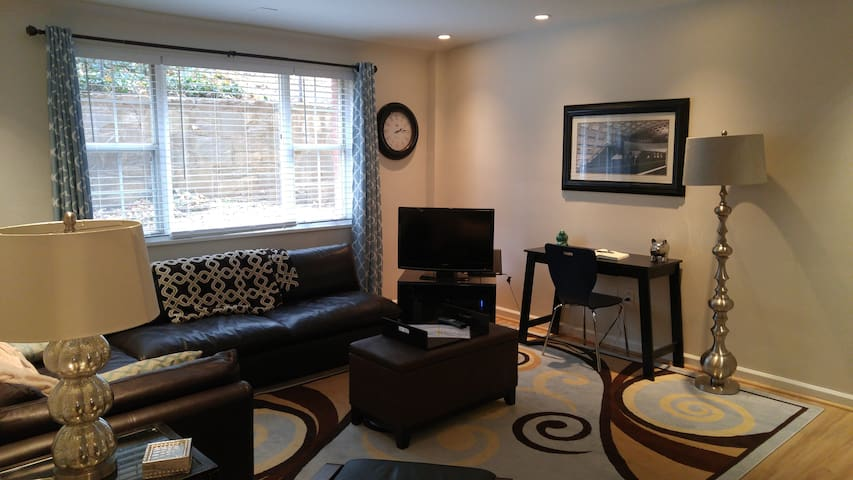 Convenient DC home away from home - Arlington - Kondominium
