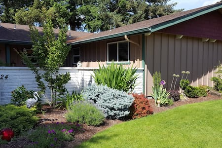 Two Master Suites & More! - House