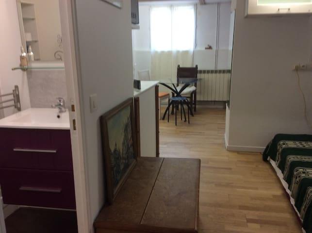 Joli studio près porte d'Italie - Le Kremlin-Bicêtre