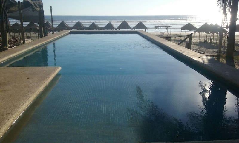Bonfil´s Surf Inn - Acapulco - House