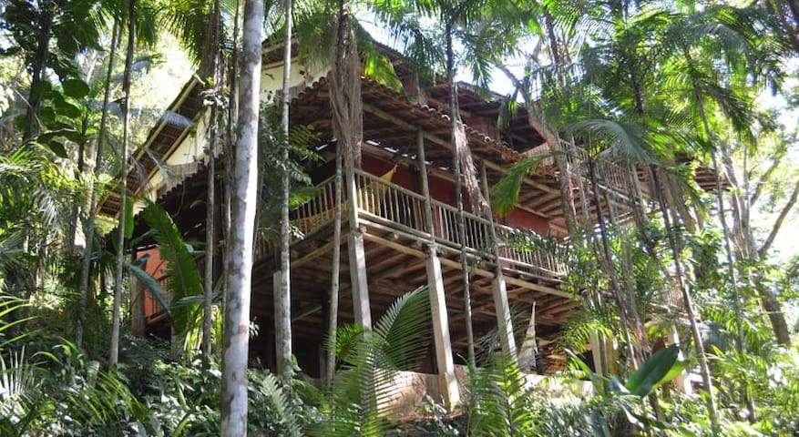 Welcome to Remo Hostel, the real treehouse!! - Paraty - Hostel