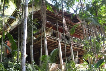 Welcome to Remo Hostel, the real treehouse!! - Paraty - Alberg