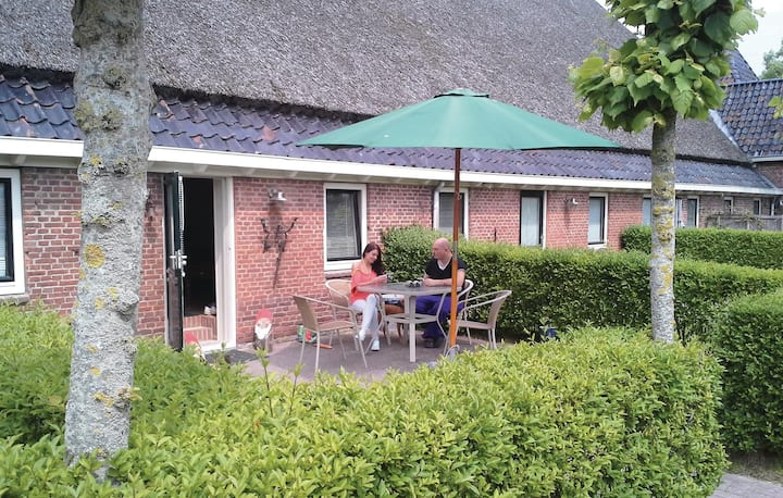 Nice home in Paesens with WiFi and 2 Bedrooms