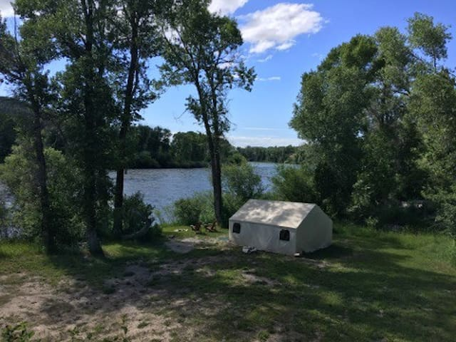 Riverside Wall Tent