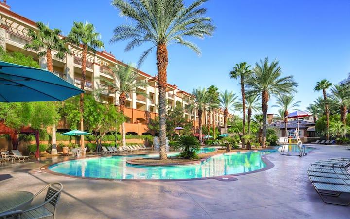 Las Vegas Boulevard Desert Oasis W/ Lazy River!