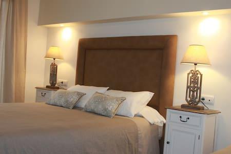 Habitación Doble Superior Balcón de Cómpeta - Cómpeta - Alberg