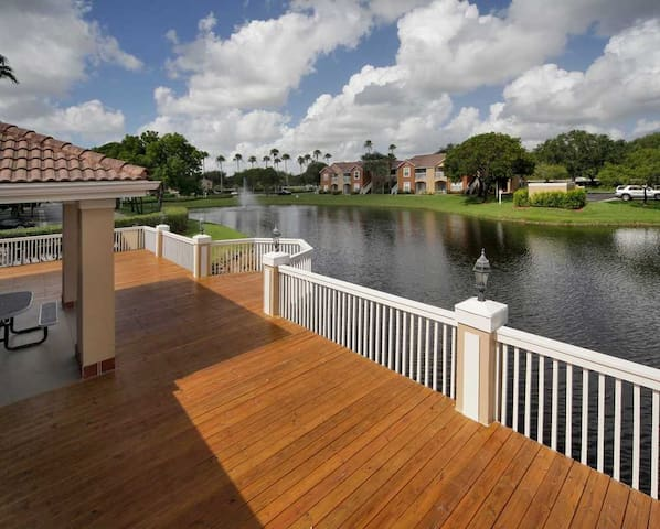 Downtown Palm Beach Gardens 2br - Palm Beach Gardens - Apartamento