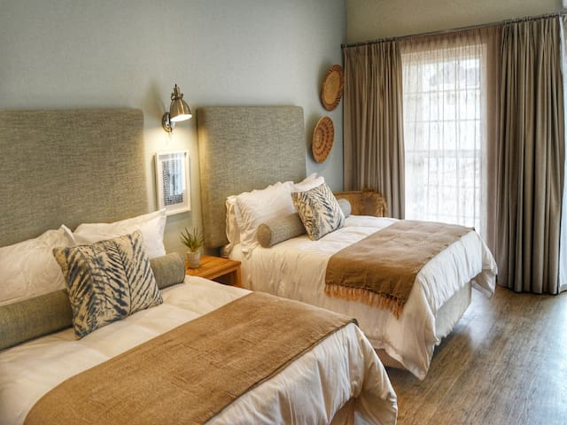 Luxury Family room at Monte Vista Boutique Hotel