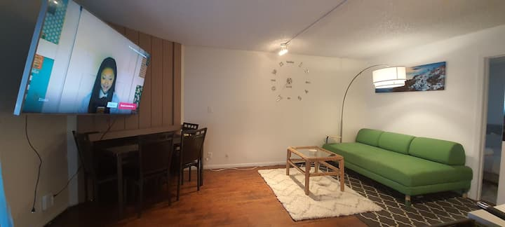 E1- Entire 1 Bedroom Unit Near Downtown LA