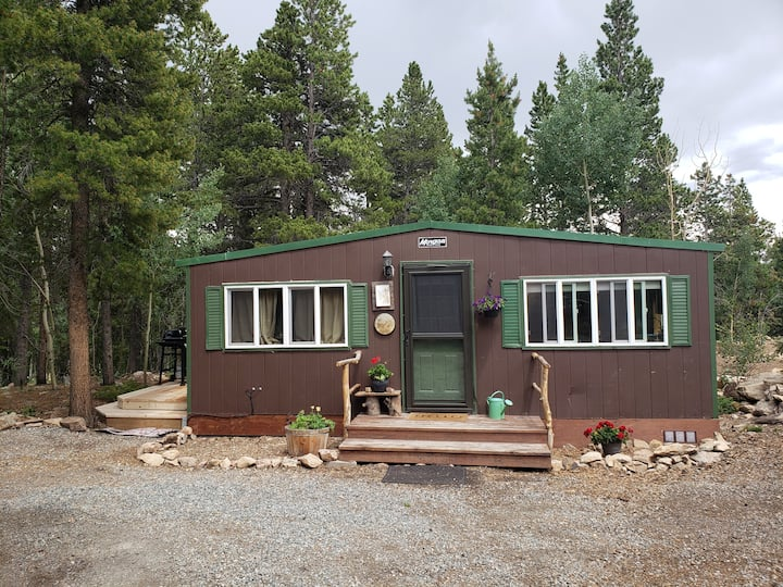 Tiny Home in the Mountains - Near Denver & Skiing