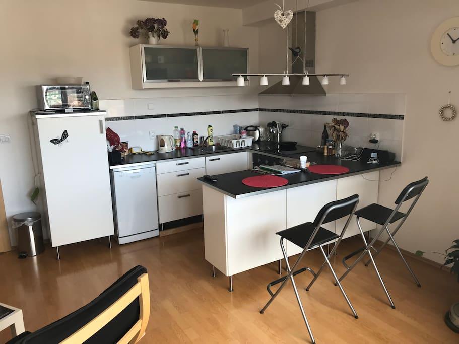 Kitchen, kuchyňská linka