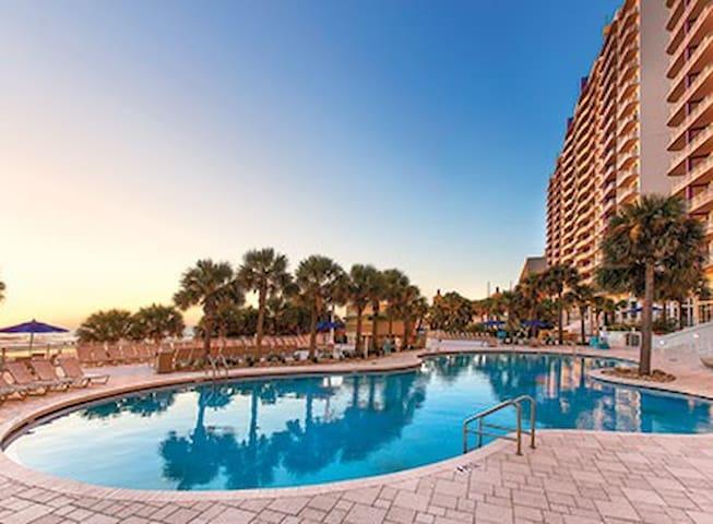 FL-Daytona Beach Worldmark Resort (2BDR/6Guest)