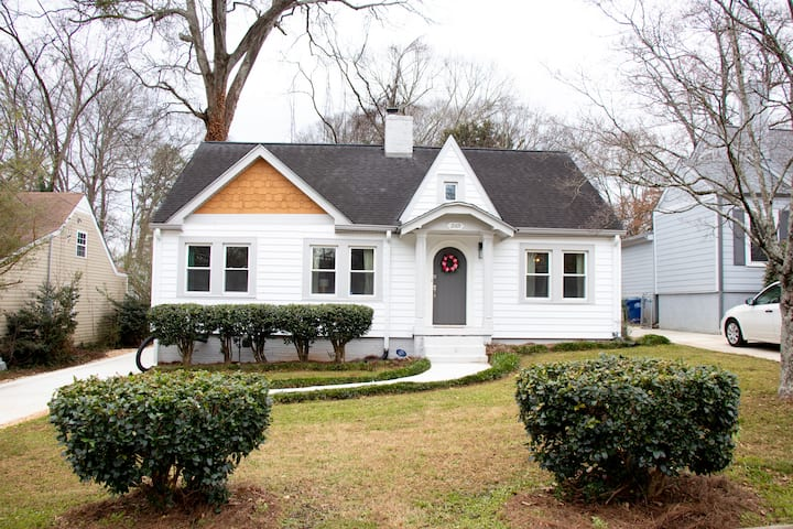 Newly Renovated Home in charming Kirkwood, ATL