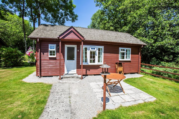 Two Bedroomed Holiday Lodge near St Austell