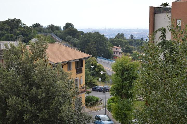 Apartment in Albano Laziale