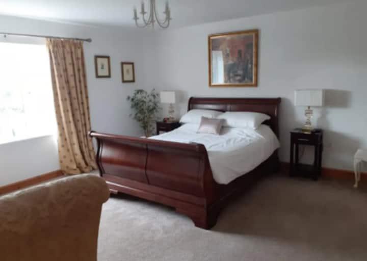 Spacious, comfortable home with stunning views.