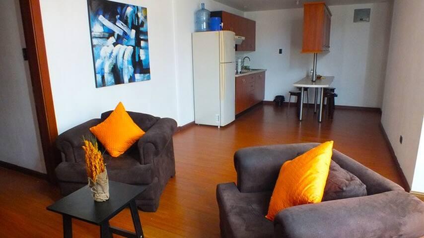 Apartamento Estudio atras del Aeropuerto
