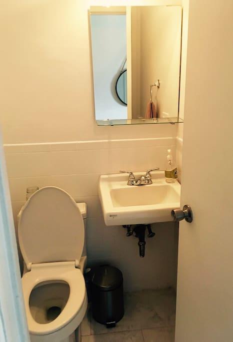 .5 Bathroom