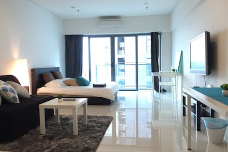 CozyStudio3, KLCC, City View - Apartment