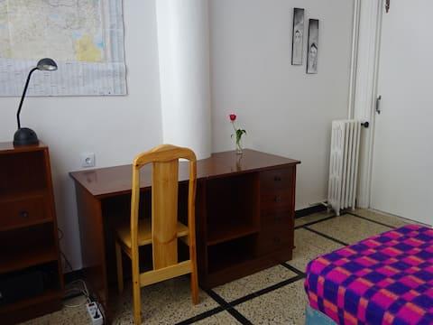 Chambre calme dans le centre d'Alger