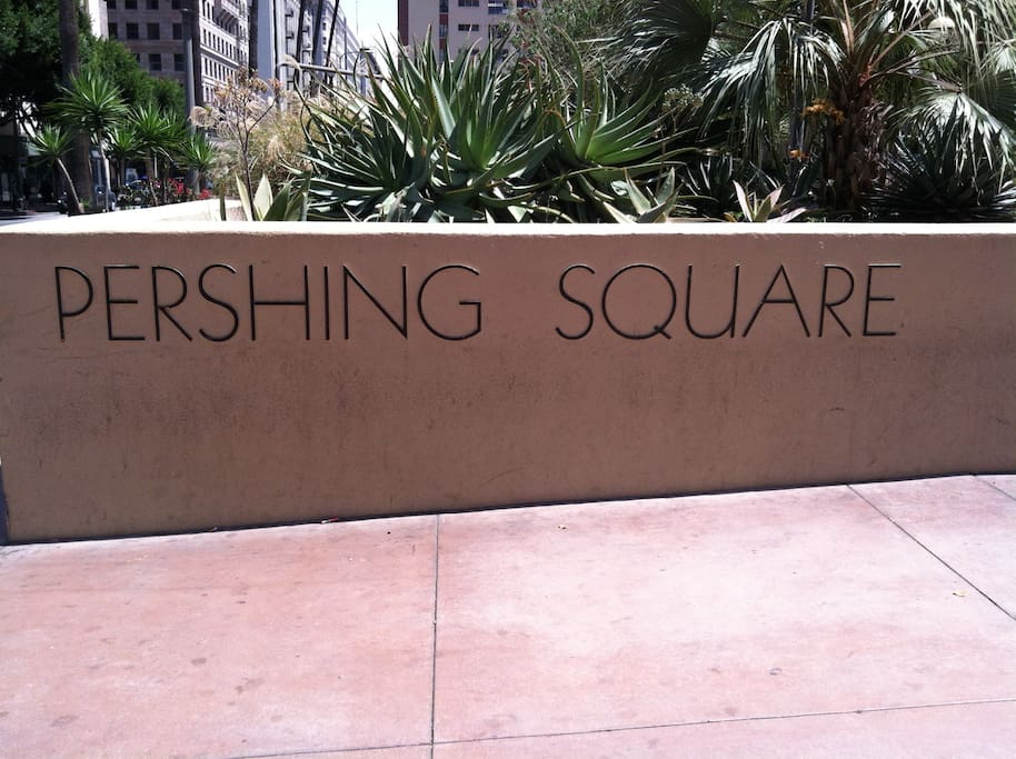 Photo de Pershing Square