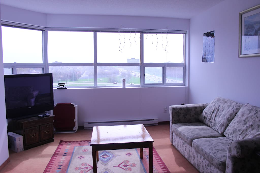 Cozy 1 bdr apartment near downtown ottawa appartements for Chambre a louer ottawa