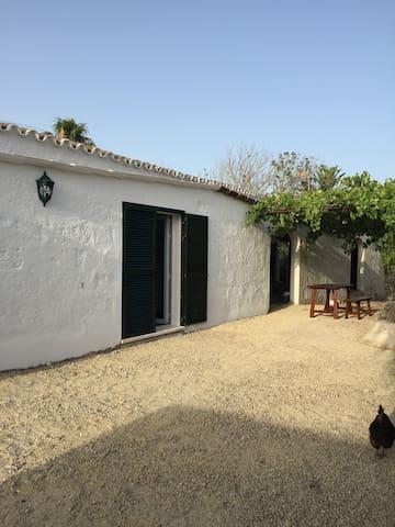 Apartamento en Casa rural, con piscina compartida - Алайор - Квартира