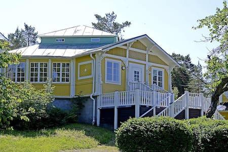 Luxury villa in Stockholm archipelago