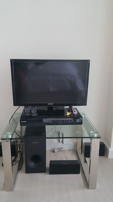 TV/DVD Player