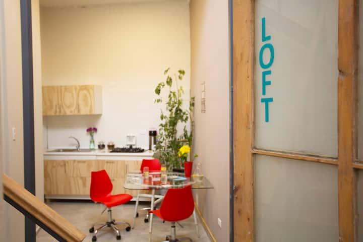 Departamento tipo Loft (Centro de Valparaíso)