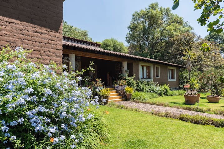 Malinalco, Rest & Relax in this gorgeous home - Malinalco - Feriehjem