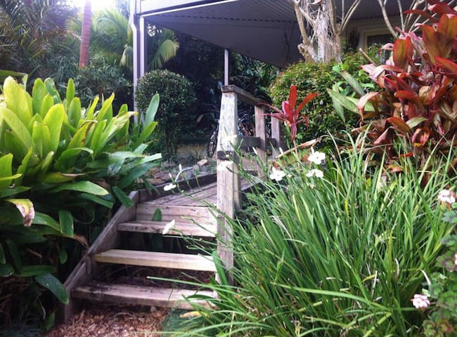Bellingen Garden Studio in Town - Bellingen - Appartement