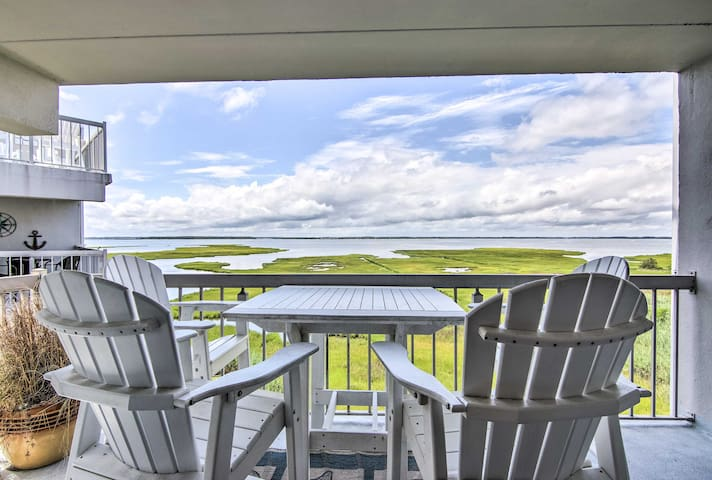 Ocean City Condo w/Pool & View -Walk to Beach