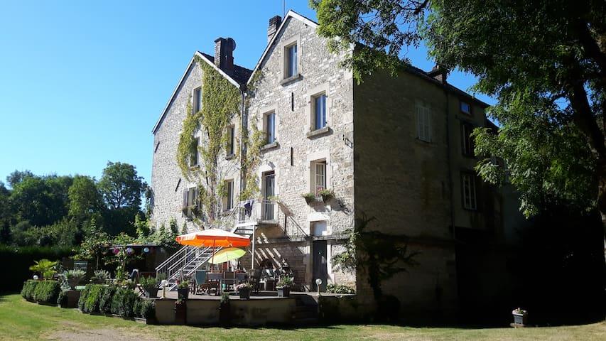 Le Moulin de Fulvy