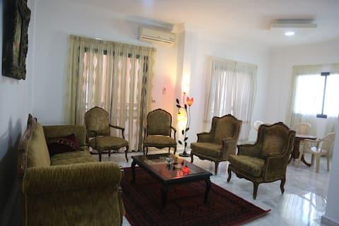 A luxurious, spacious, city centre apartment